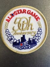 "Chicago White Sox 1933-1983 50th Anniversary All Star Game 3.5"" MLB Patch"