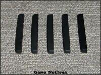 (5) Nintendo Virtual Boy Game Dust Covers/End Caps - FREE SHIPPING!