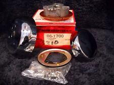 NOS 86-1700 SUPERIOR Chrome Steering Wheel Adapter fits 1961 1/2-1966 Mopar cars