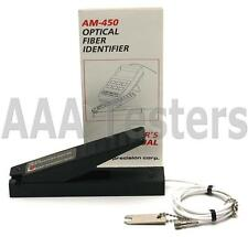 Laser Precision AM-450 Fiber Optic Identifier AM450