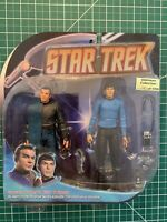 Diamond Select Star Trek Romulan Kirk and Spock Action Figures ( 1044 Of 1701)