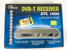 Skymaster DTL 1000 DVB-T Receiver NEU