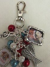Silver Collectable Keyrings with Trigger Clip