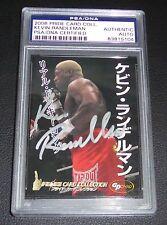 Kevin Randleman Signed 2006 Pride FC Rookie Card 18 PSA/DNA COA RC UFC Autograph