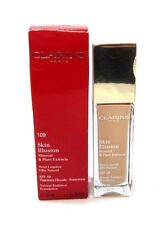 Clarins Skin Illusion Natural Radiance Foundation ~ 109 Wheat ~ 1.1 oz ~ BNIB
