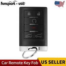 For 2007-2014 Cadillac Escalade / Esv / Ext Chevy Tahoe Gmc Yukon Remote Key Fob (Fits: Cadillac)
