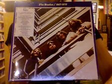 The Beatles 1967-1970 2xLP sealed vinyl Blue 2014 reissue RE