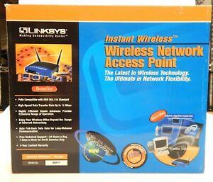 Linsky Wireless Network Access Point WAP11 New Old Stock NIB