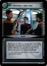 Star Trek CCG 2E Reflections 2.0 Running A Tight Ship FOIL 4R71