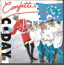 "45 TOURS / 7"" SINGLE--CONFETTI'S--C.DAY LIVE / C.DAY--1989"