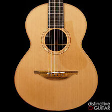 BRAND NEW LOWDEN WL-25 WEE LOWDEN ACOUSTIC GUITAR ROSEWOOD BODY & RED CEDAR TOP