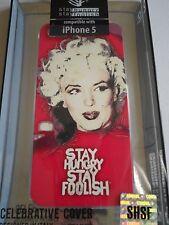 Stay Hungry Nuovo di Zecca iPhone 5 Telefono Custodia Grande Custodia Nizza