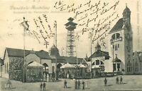 AK Düsseldorf 1902 Gewerbeausstellung - Restaurant Dortmunder Aktienbrauerei DAB