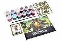Warhammer 40000 Space Marine Heroes Series 3 Basic paint set