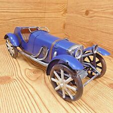 Vintage Model Car Classic Ford Roadster Metal Display Mantel Men's Decor Figure