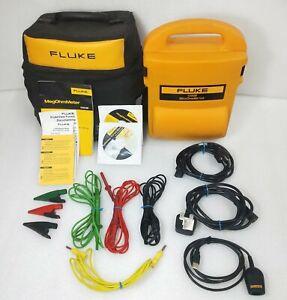 Fluke 1550B Insulation Tester Megger MegOhmMeter High Voltage Insulation Tester
