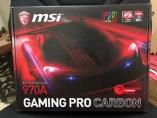 *NEW* MSI 970 970A GAMING PRO CARBON AMD AM3 AM3+ ATX MOTHERBOARD...