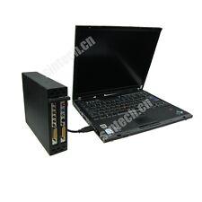 Sintech laptop expresscard to dual PCI riser card 4 serial parallel sound card