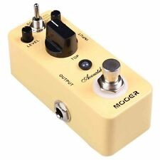 MOOER Micro Compact Acoustikar Acoustic Simulator Effects Pedal MAG1