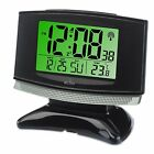 Acctim 71207 Acura Smartlite Radio Controlled Alarm Clock Black