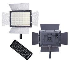 Yongnuo YN-600 LED Video Light Hot shoe For Canon 5D III 7D 650D 550D 1000D 450D