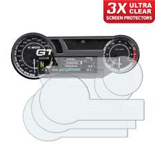 BMW K1600 2017+ (Tous Modèles) Protecteur d'écran: 3 x Ultra Transparent