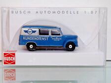 Busch 51290 - H0 1:87 - Framo Autobus Semi,Simson Fahrz Dispositivi Suhl - Nuovo