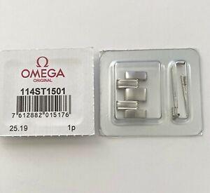 Authentic! Omega Seamaster 18mm Steel Link For Bracelet # 1501/823 or 1502/824