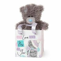 "Me to You 5"" Plush In With Love From Me Bag Gift - Tatty Teddy Bear"