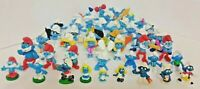 Huge Lot 44 Vintage+Modern ''Smurfs'' Figures Peyo Schleich+Rare Free Shipping.
