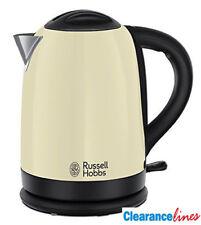 Russell Hobbs 20094 Dorchester 1.7 Litre Kettle 3000 Watt Cream BRAND NEW