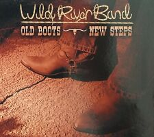 Wild River Band Old Boots New Steps - CD Country
