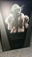 Star Wars: Jedi-Meister Yoda | Deluxe-Figur | Hot Toys geöffnet aber Top