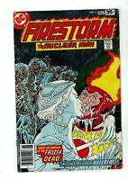 Firestorm #3, VG/FN 5.0, 1st Appearance Killer Frost