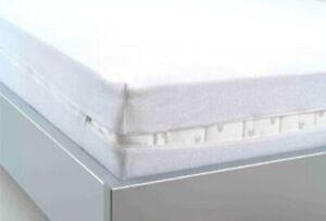 Encasing Matratzenschutzbezug Vollbezug mit Reißverschluß Milben Allergiker Ink.