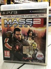 Mass Effect 2 Ita PS3 USATO GARANTITO