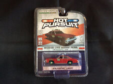 Greenlight 1:64 Hot Pursuit 1976 Pontiac LeMans Missouri Patrol GREEN MACHINE