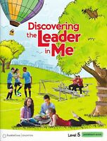 Discovering The Leader In Me Level 5 Leadership Guide NO WRITING Franklin Covey