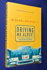 DRIVING MR ALBERT Michael Paterniti A TRIP ACROSS AMERICA WITH EINSTEIN'S BRAIN