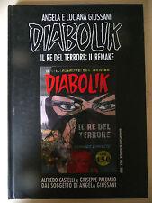 DIABOLIK IL RE DEL TERRORE IL REMAKE - 1962-2002 - ASTORINA 2001- FUM9