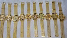 Joblot 20 pcs Unisex Mixed design metal wrist strap Quartz Watches new Wholesale