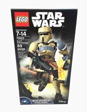 Lego Star Wars Scarif Stormtrooper Buildable Figure 89 Pcs. NEW perfect 75523