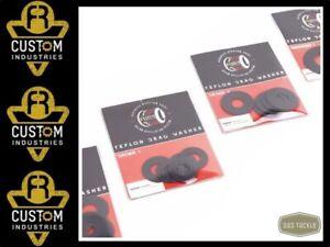 FR Custom Reels Carbon Teflon Clutch drag washers Shimano *ALL TYPES*