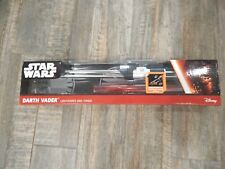 New Star Wars Darth Vader Lightsaber Bbq Tongs With Sound Effects and Lights Nib