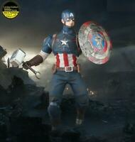 """Captain America Marvel Avengers 1:6 Crazy Toys Limited Edition 12"""" Figure 30"""