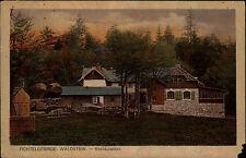 Waldstein Bayern Fichtelgebirge Oberfranken 1927 Restauration Restaurant Lokal