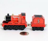 Thomas & Friends Take-N-Play JAMES Take N Play Train Fisher-Price Diecast Metal
