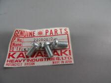NOS Kawasaki H1 Mach III IV H2 KD80 KDX200 QTY3 OEM Pan Head Screw 220B0610