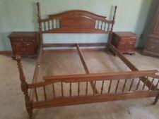 Pennsylvania House 6 piece oak bedroom set furniture