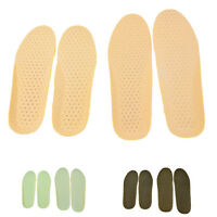 1Pair Premium Orthotic Shoes Insoles Insert High Arch Support Pad For Women MeME